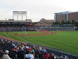 Akron Aeros Seating Chart Canal Park Akron Rubberducks Stadium Journey