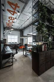 cool office interior design. OFFICE 44 - Renovated Office Of A Modern Construction Firm. Designed By YØDEZEEN Studio (Kiev, Ukraine). Cool Interior Design