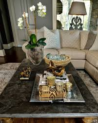 For Decorating A Coffee Table How To Style Your Coffee Table An Interior Designer Reveals Her