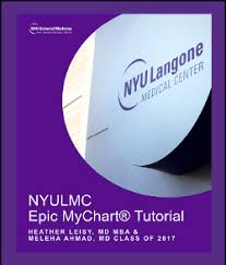 Nyulangone Org My Chart Institute For Innovations In Medical Education Digital Press