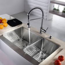Glacier Bay DropIn Stainless Steel 25 In 4Hole Single Bowl Home Depot Kitchen Sinks Top Mount