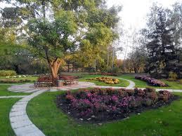 Ботанический сад Кривой Рог фото описание карта Ботанический сад Кривой Рог