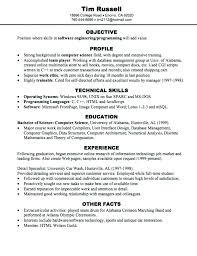 Great Resume Examples Extracurricular Activities Resume Sample 8