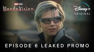 Wandavision episode 6 & 7 leaked footage and promo | disney+. Wandavision Episode 6 Leaked Promo Disney Youtube