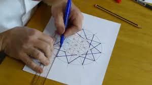 How To Draw An Islamic Geometric Pattern Ayyubid Star