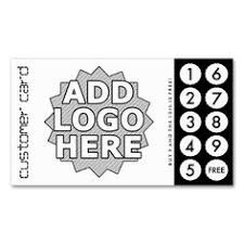 Free Punch Cards Template Pinterest