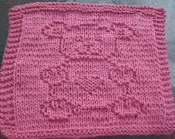 Free Knitting Patterns For Dishcloths