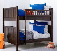 Camp Full-Over-Full Bunk Bed | Pottery Barn Kids