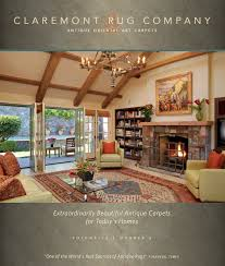 claremont rug company fall 2017 catalog volume 29 number 2