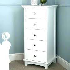 tall narrow dresser. Tall Narrow Dresser Skinny Dressers Elegant White Chest Traditional .
