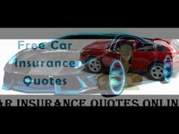 Car Insurance Quotes Online Free Simple Car Insurance Quotes Online YouTube