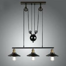 vintage ceiling lights loft wheel lifting pulley chandeliers pendant lantern pendant light lantern pendant light over lantern pendant