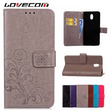 nokia 3 case. lovecom retro pu leather wallet stand flip case coque for nokia 3 5 inch back cover mobile phone cases capa with card holder -in from