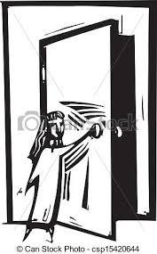 open door drawing. Contemporary Drawing Open Door  Csp15420644 Throughout Drawing L