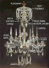 unique crystal chandelier repair for antique chandeliers 48 crystal chandelier arm repair