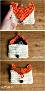 Crochet Fox Pattern Interesting 48 Free Crochet Fox Patterns Crochet Fox Hat DIY Crafts