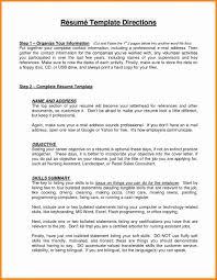 Usajobs Resume Help Template Usa Jobs Federal Job Word 30 Temp