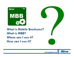 Mobile Brochure Builder Mobile Catalog Builder