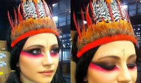 pixie lott branded ignorant for wearing native american headdress to celebrate her 24th