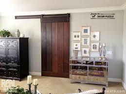 sliding barn doors interior. Old Barn Doors - Interior Sliding Door Designs R