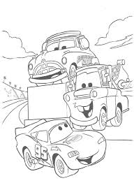 Small Picture pixar cars coloring pages free coloring pages for kidsfree