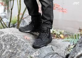 nike sfb 6 nsw leather black black black