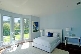 Light Blue Room Color blue bedroom paint colors enchanting