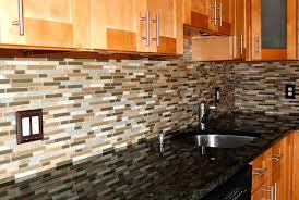 kitchen glass mosaic backsplash. Mosaic Backsplash Kitchen Glass