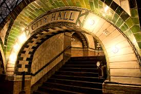 Old architectural photography Architecture Roman Old City Hall Subway Station 2010 James Maher Photography New York Fine Art Architectural Photography