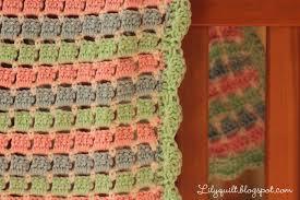 Block Stitch Crochet Pattern Custom Decorating Ideas