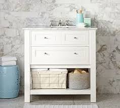 single sink white bathroom vanity. saved. quicklook · classic single sink console - white bathroom vanity