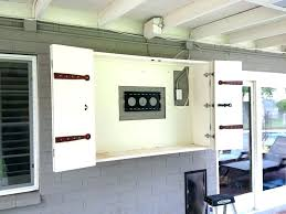outdoor tv cabinet outdoor wall cabinet outdoor enclosure image result for outdoor wall mount cabinet outdoor
