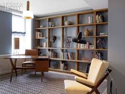 these beautiful images from interior design encapsulate how to combine contemporary art with mid century modern furniture pieces