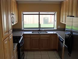 Kitchen Small U Shaped Kitchen Simple Small U Shaped Kitchen On