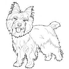 123 Disegni Cani Stilizzati E Facili Da Colorare