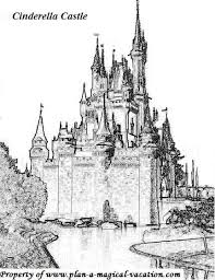 To download our free coloring pages, click on the castles page you'd like to color. Disney Castle Printable Coloring Pages