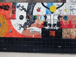 31 Damen CTA Mural