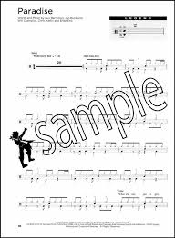 Details About Drum Chart Hits 30 Transcriptions Of Popular Songs Sheet Music Book Adele