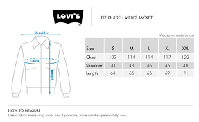 Levis Mens Polyester Jacket Orange