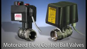 <b>Motorized Ball Valves</b> for HVAC - YouTube