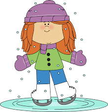 Image result for free ice skating clipart images