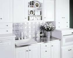 white cabinets with stainless steel countertops. John Boos Stainless Countertop Kitchen Intended White Cabinets With Steel Countertops