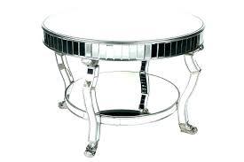 silver mirrored coffee table silver circle coffee table coffee table coffee table small round mirrored coffee