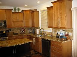 kitchen cabinets maple ridge bc unique light maple cabinets with new venetian gold granite google search