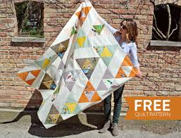 FREE Bird Watching Quilt Pattern - Suzy Quilts & Free-Bird-Quilt-Pattern Adamdwight.com