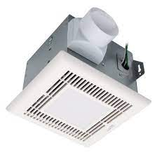70 cfm bathroom vent fan led light
