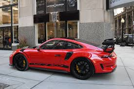 This color was first used on the 964 rs. 2019 Porsche 911 Gt3 Rs Stock Gc2598 S For Sale Near Chicago Il Il Porsche Dealer