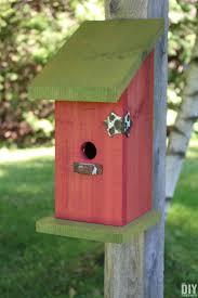 Diy Birdhouse Building A Nail Less Screw Less Glue Less Birdhouse