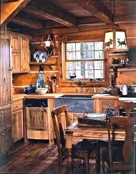 image of rustic interior design ideas living room wood buffet elle decor 24 best rustic