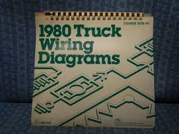 1980 ford truck oem wiring diagrams bronco pickup f600 f800 c cl 1980 ford truck oem wiring diagrams bronco pickup f600 f800 c cl series courier ford